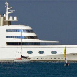 mega yacht owned andrei melnichenko1
