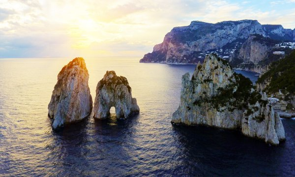 tour in barca a capri due ore